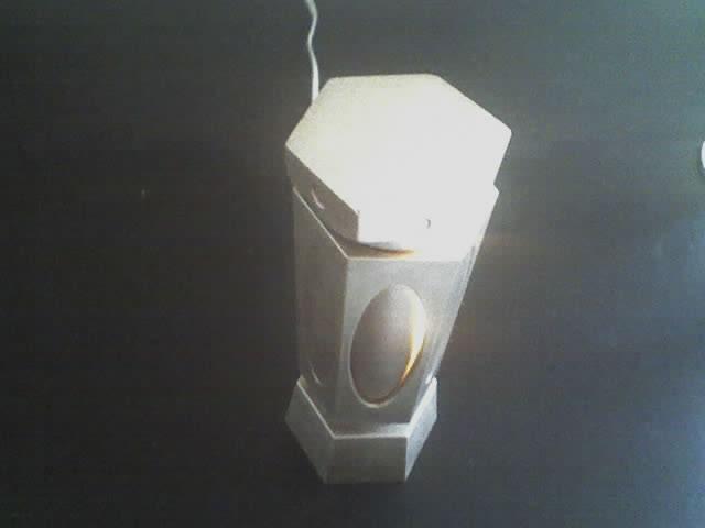 Shabbat lamp - Wikipedia