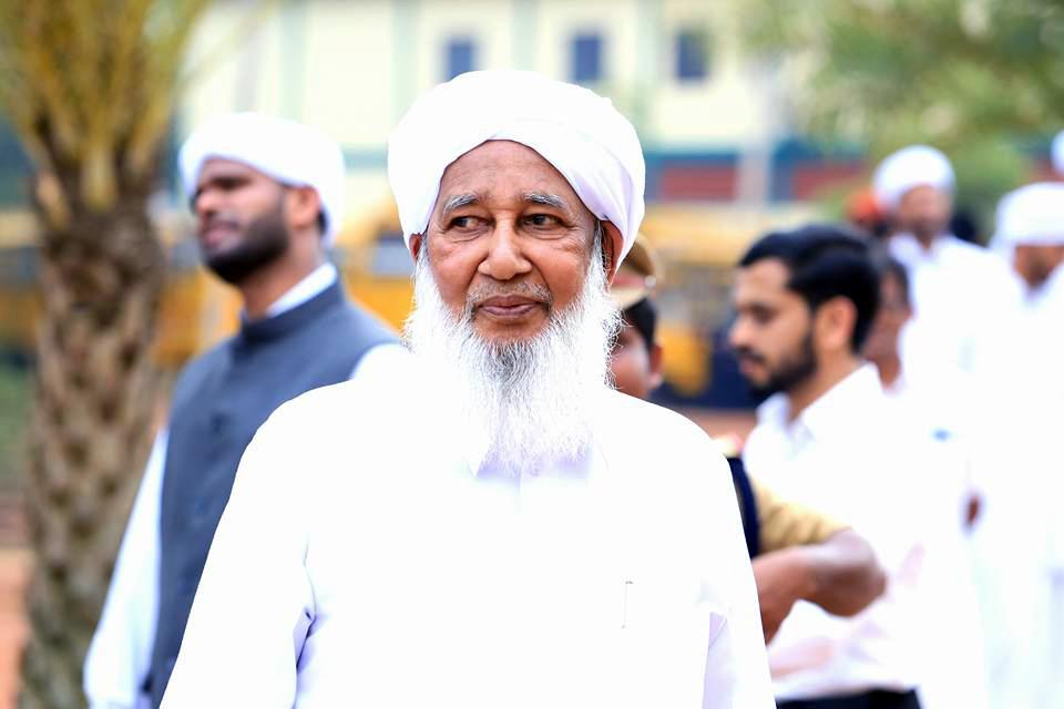 Sheikh Aboobacker Ahmed – Wikipedia