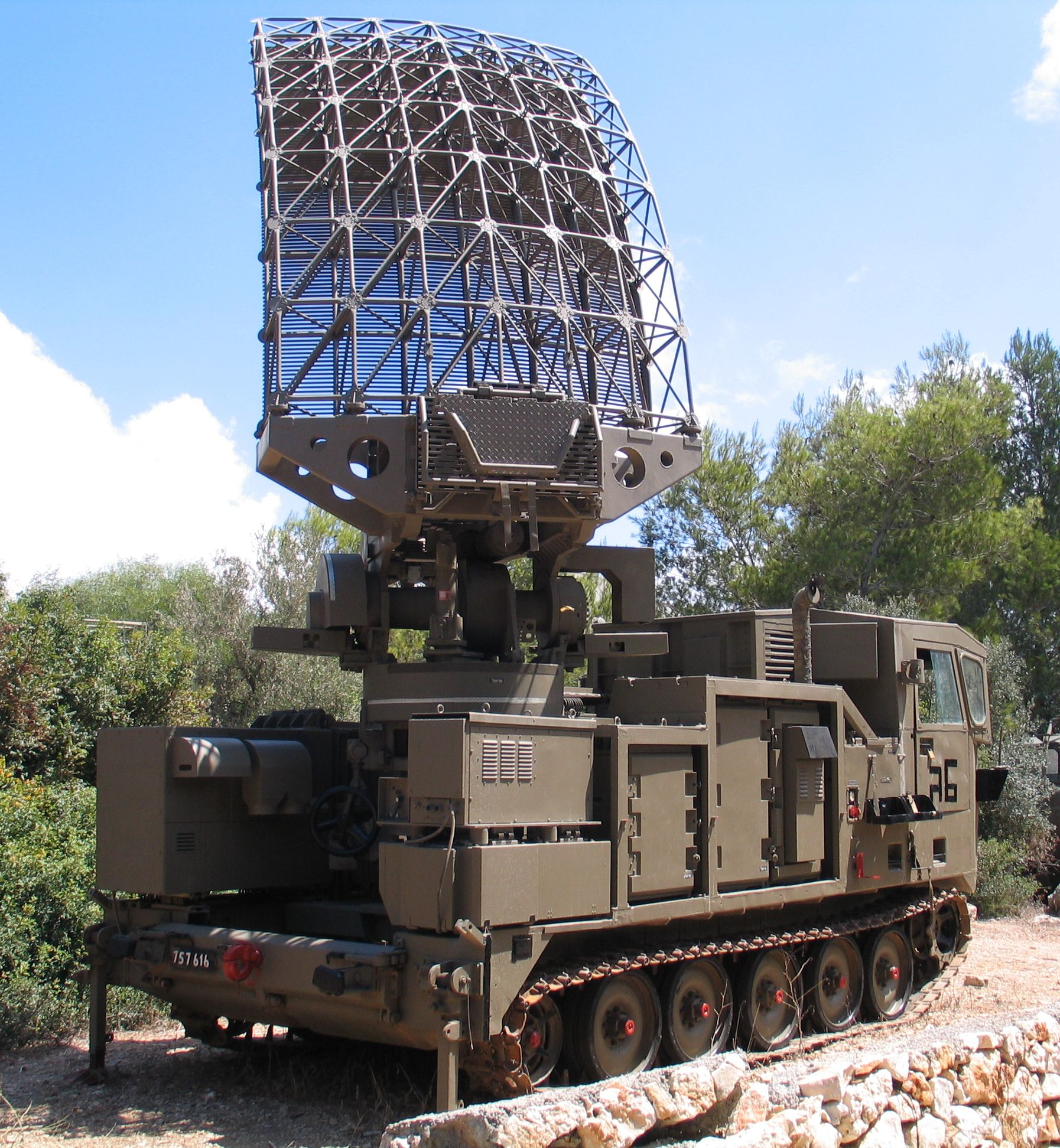 Counter Battery Radar Wikipedia