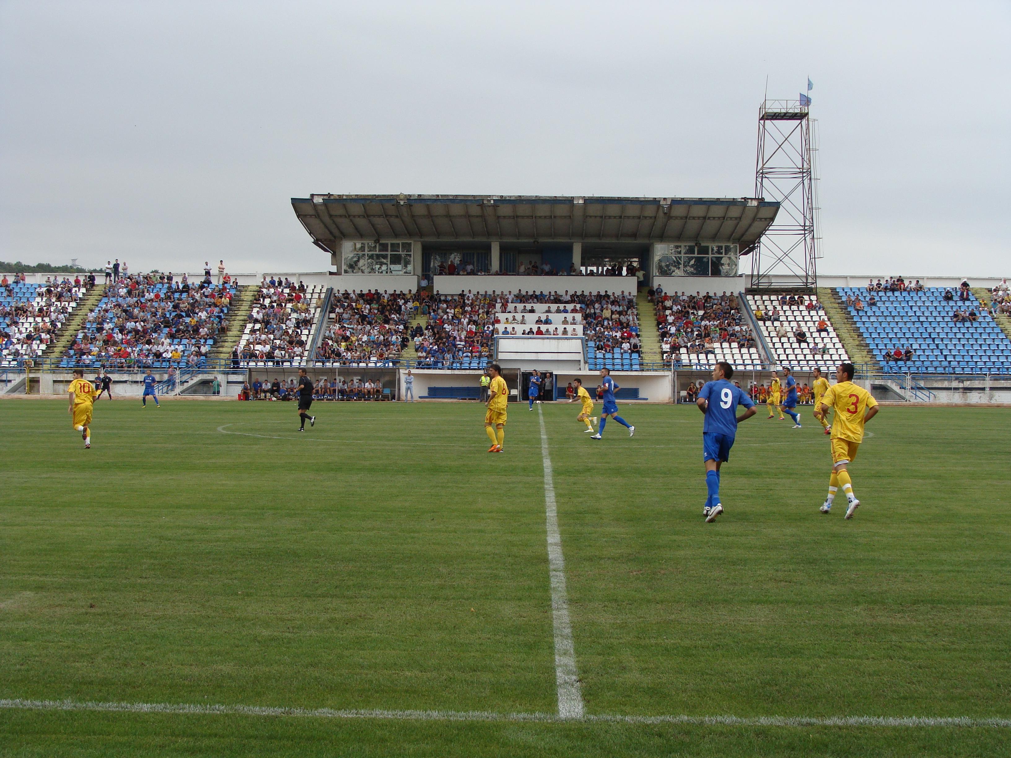 Imagini pentru csm slatina stadion