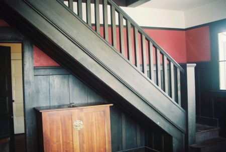 File:Stairs To The Attic (Pleasure Point Roadhouse, Monterey Bay,  California0.