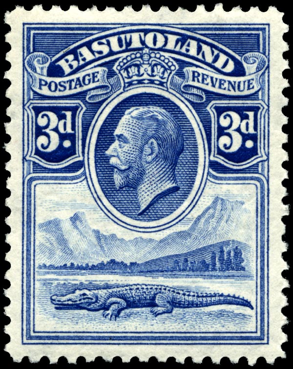 Images Of Stamped Concrete Patios: Postage Stamps And Postal History Of Lesotho