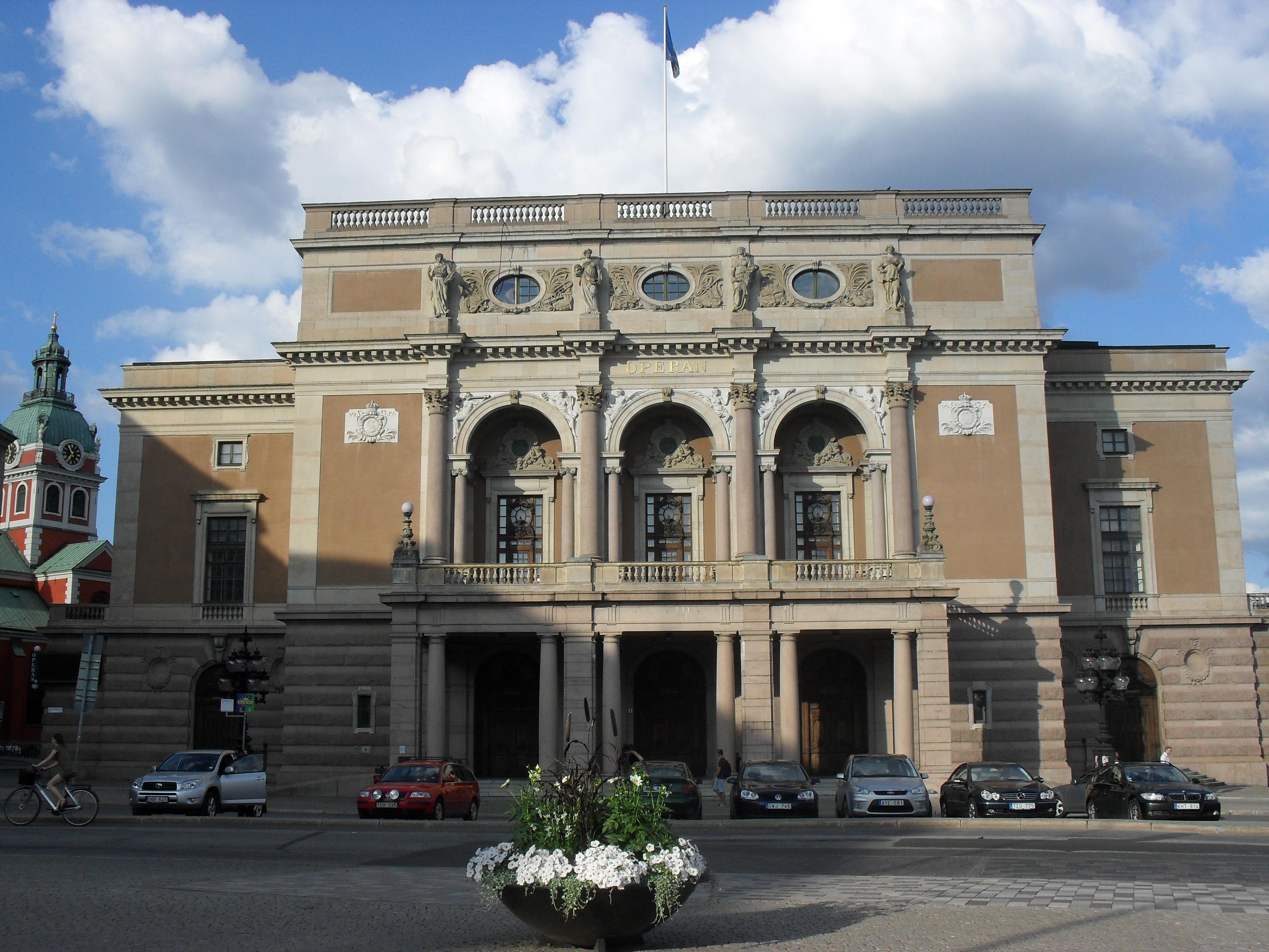 Stockholm Royal Opera