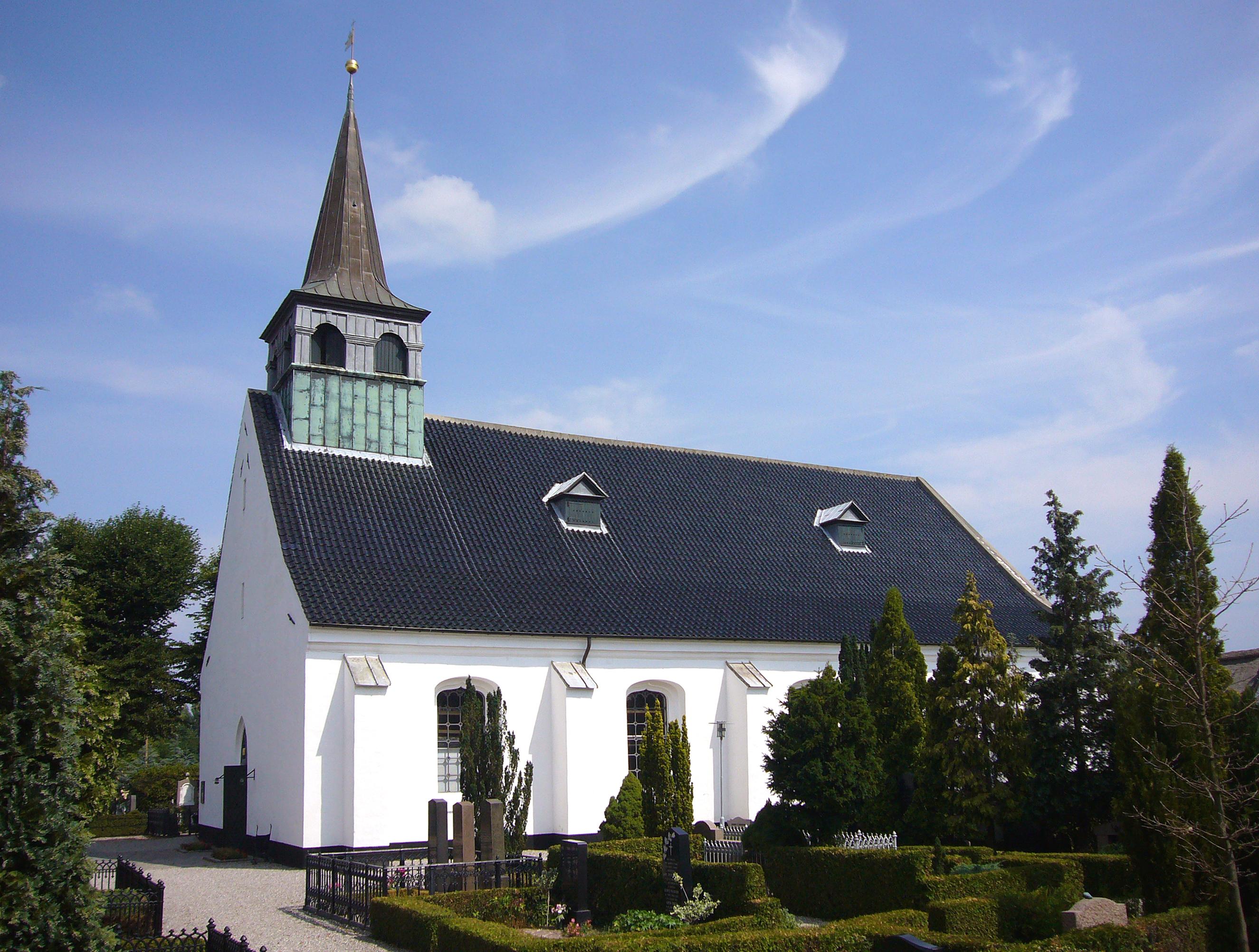 Kerk van Store Magleby