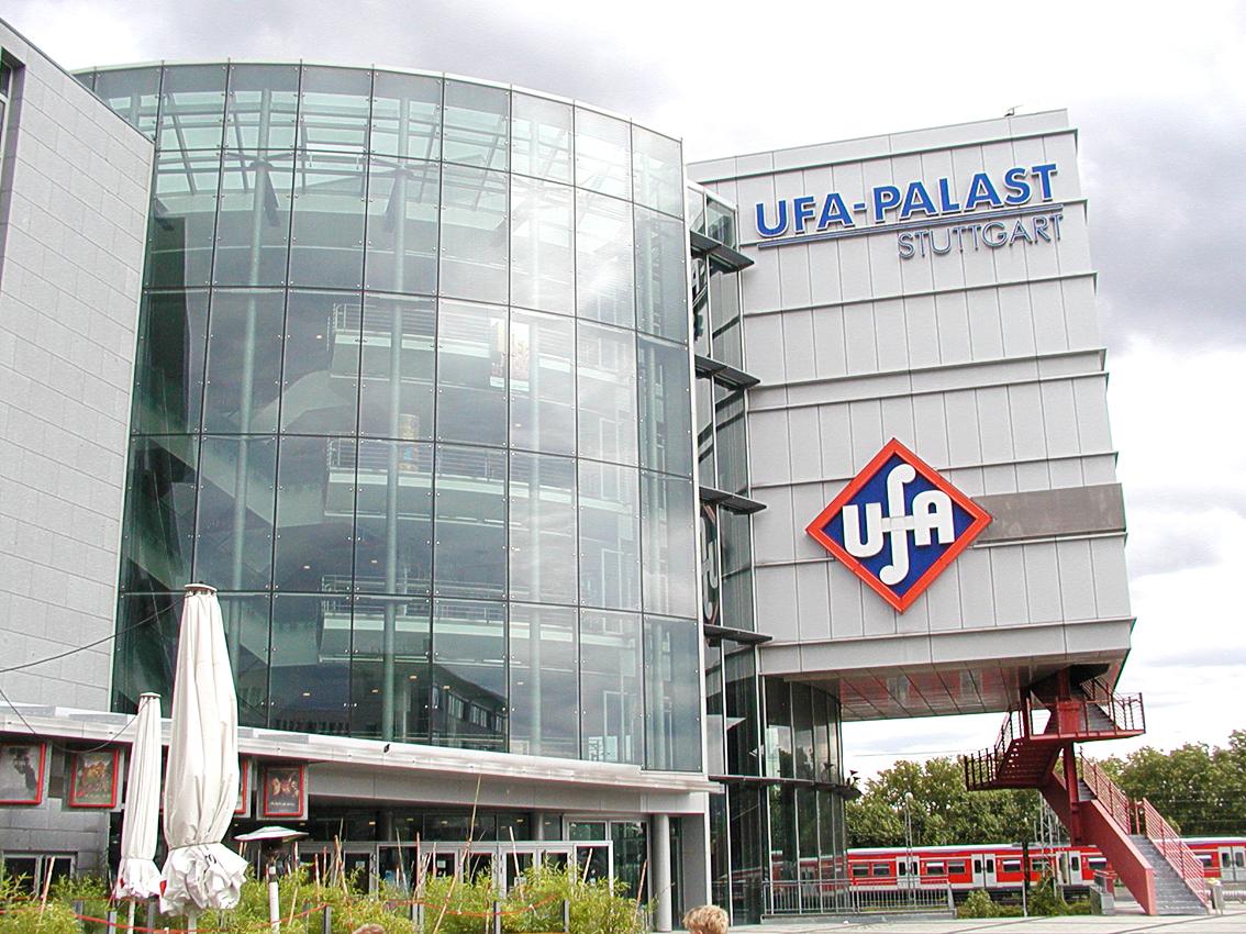 Ufa-Palast Stuttgart