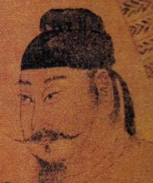 Li Shimin, who later became Emperor Taizong