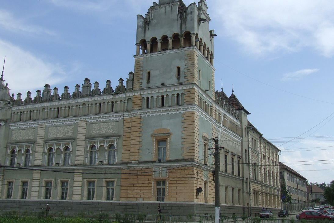 File Technical College Of Aiud Jpg Wikimedia Commons