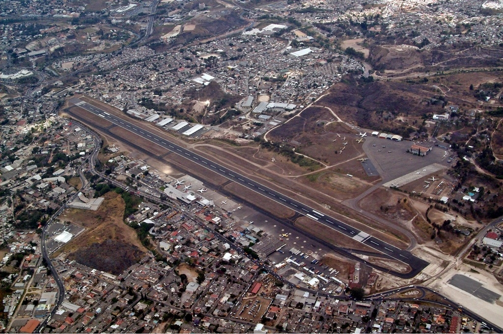 Image result for Toncontín International Airport, Honduras
