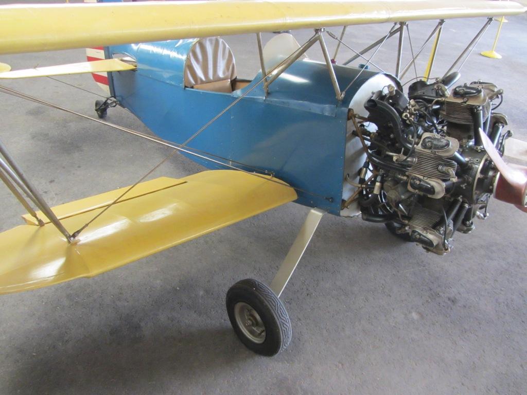 Tessier Biplane - Wikipedia