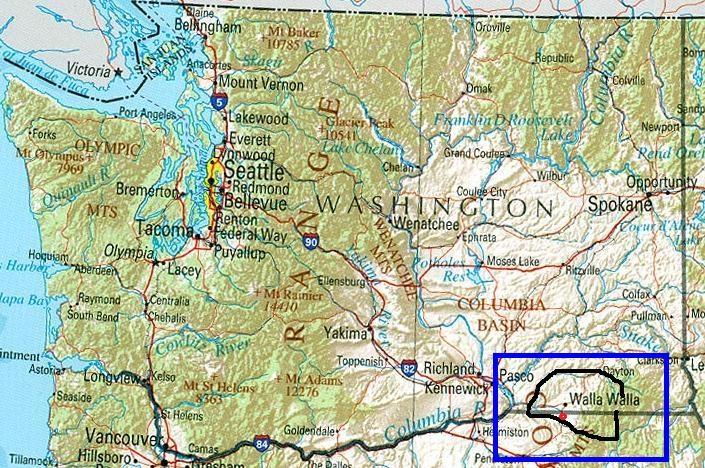 The Rocks District Of Milton Freewater Ava Wikipedia