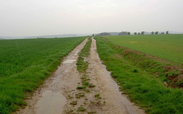 The road to victory for the Yorkists - geograph.org.uk - 788197