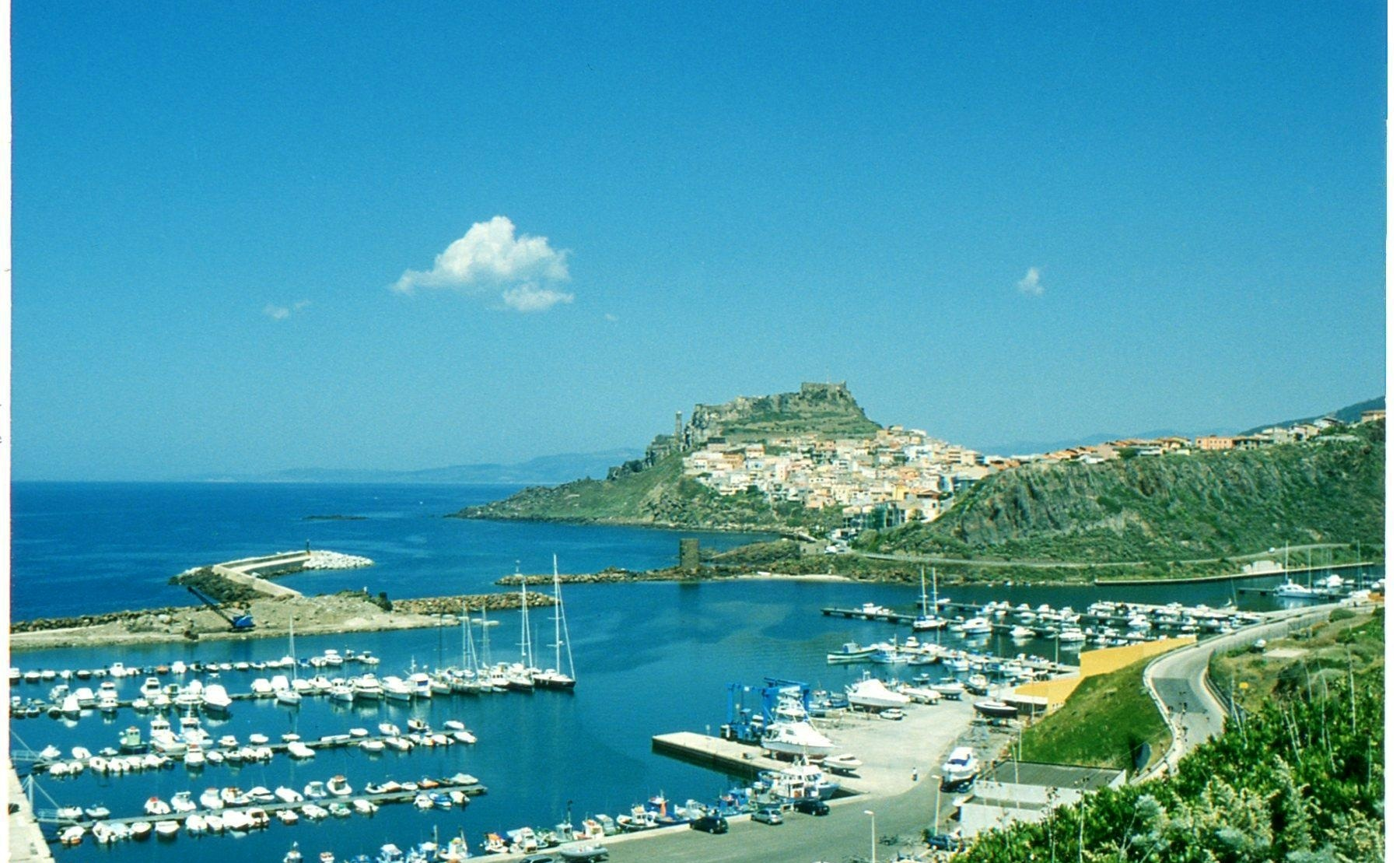 Castelsardo Italy  city photos gallery : The town of Castelsardo in Sardinia, Italy Wikimedia ...
