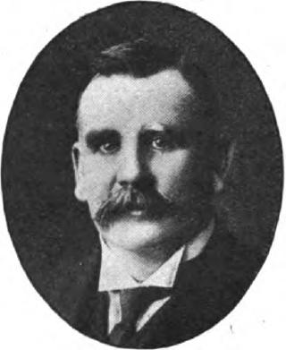 Thomas Richards in the mid-1900s Thomas Richards 1905.JPG