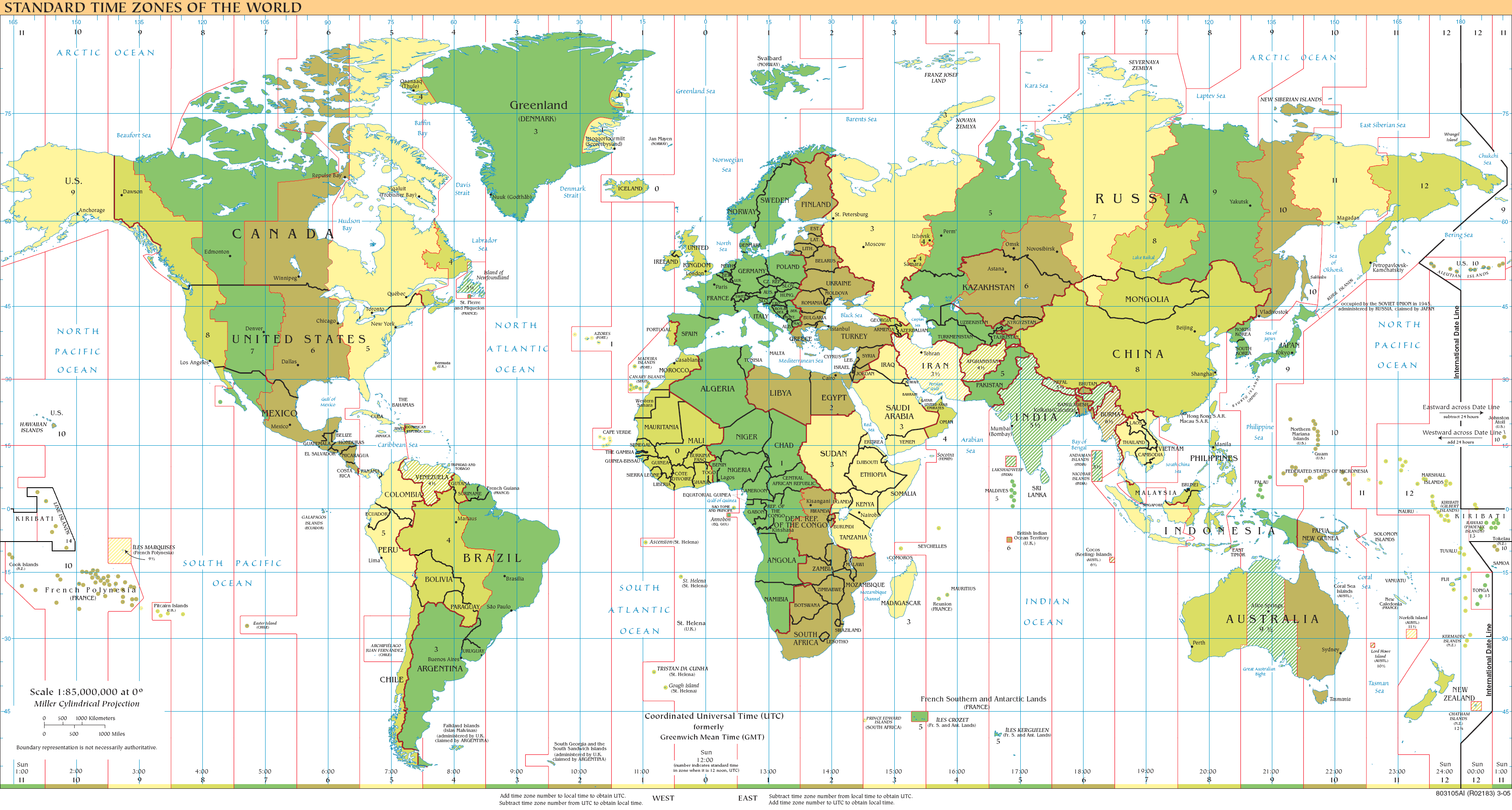 I Need A Mapping List Of Cities To Timezones Best Way To Get It