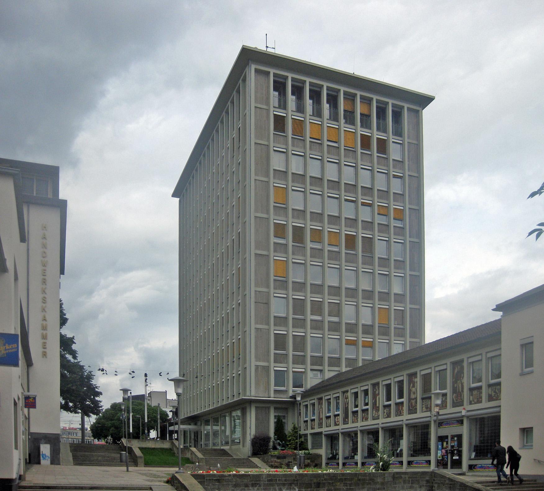 Nachkriegsmoderne – Wikipedia