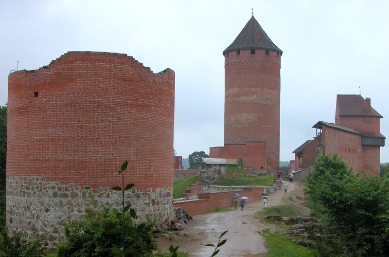 Latvia Turaida_Totale