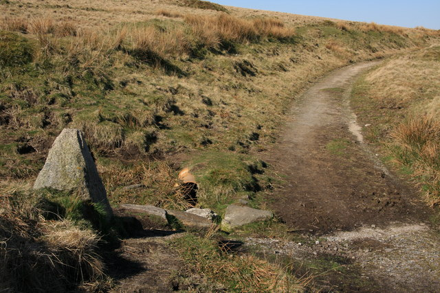 Two Moors Way - geograph.org.uk - 1260115