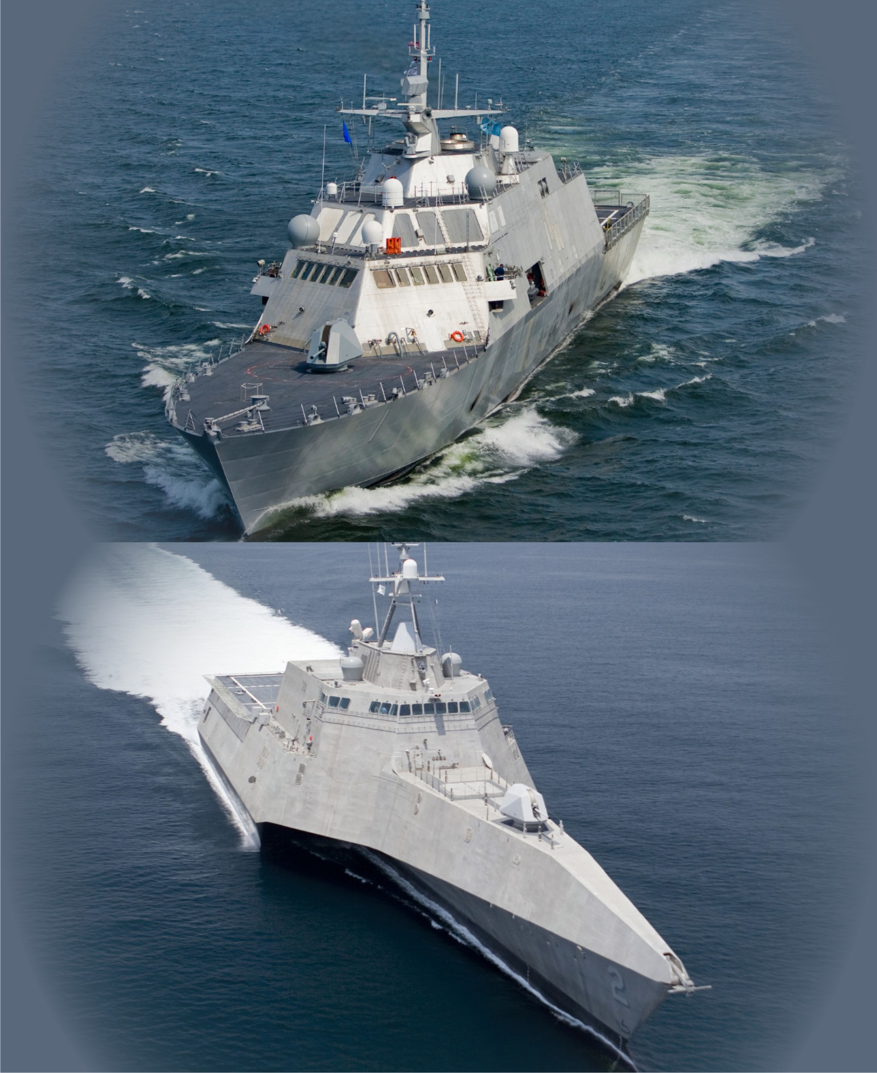 Us navy 101104 n 0000x 002 a composite photograph of the littoral combat ships uss freedom - Uss freedom lcs 1 photos ...