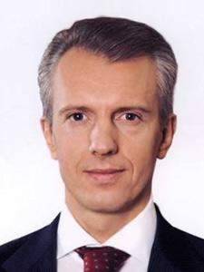 Valeriy Khoroshkovskyi Ukrainian politician