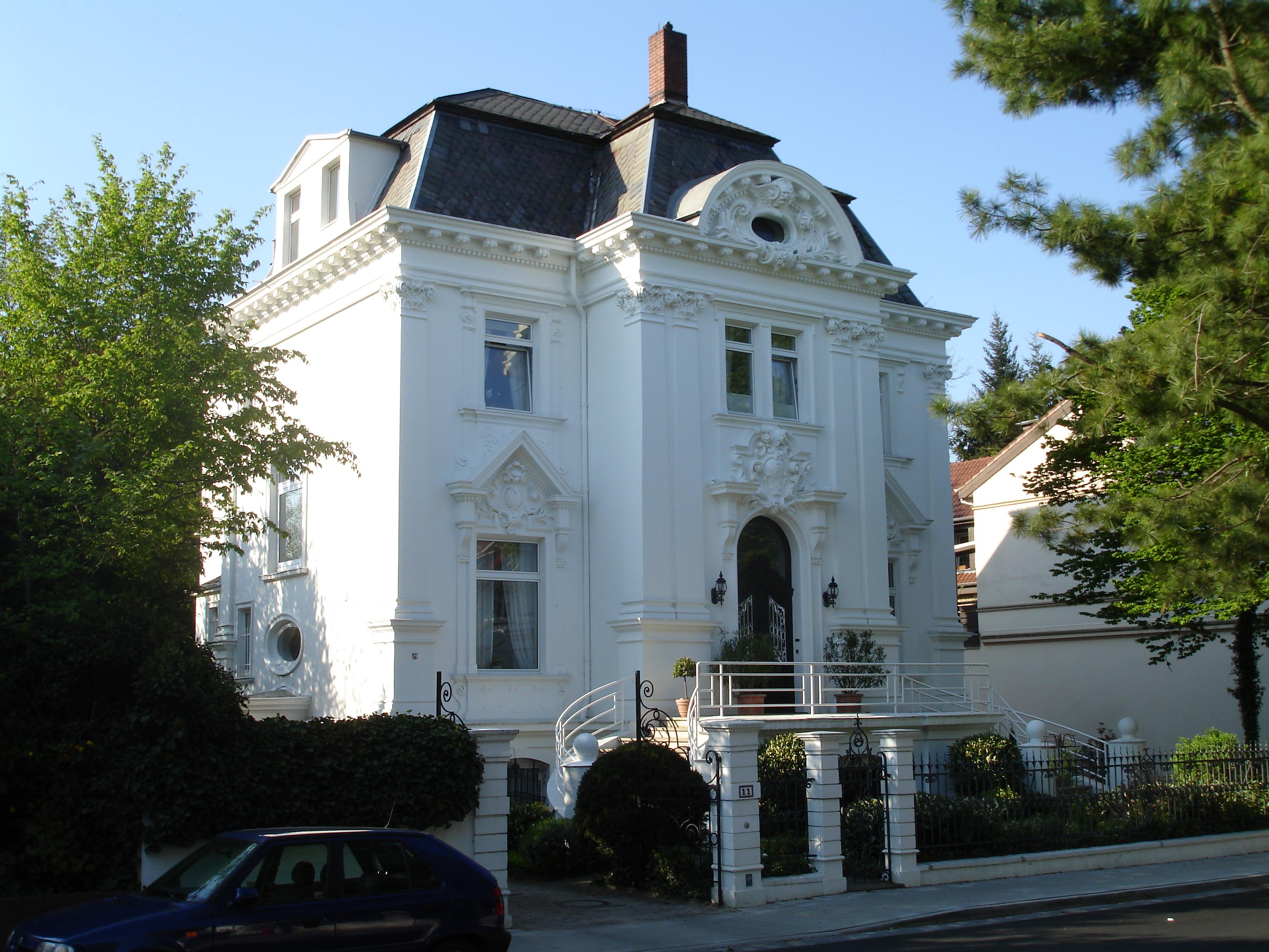 Tönnies Villa