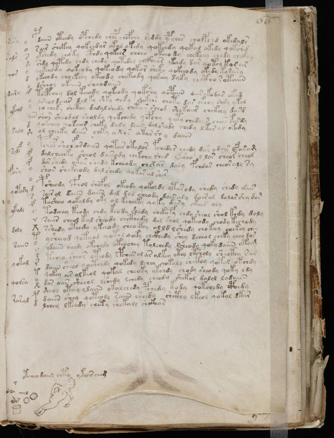 The Voynich Manuscript Decoded File Voynich Manuscript