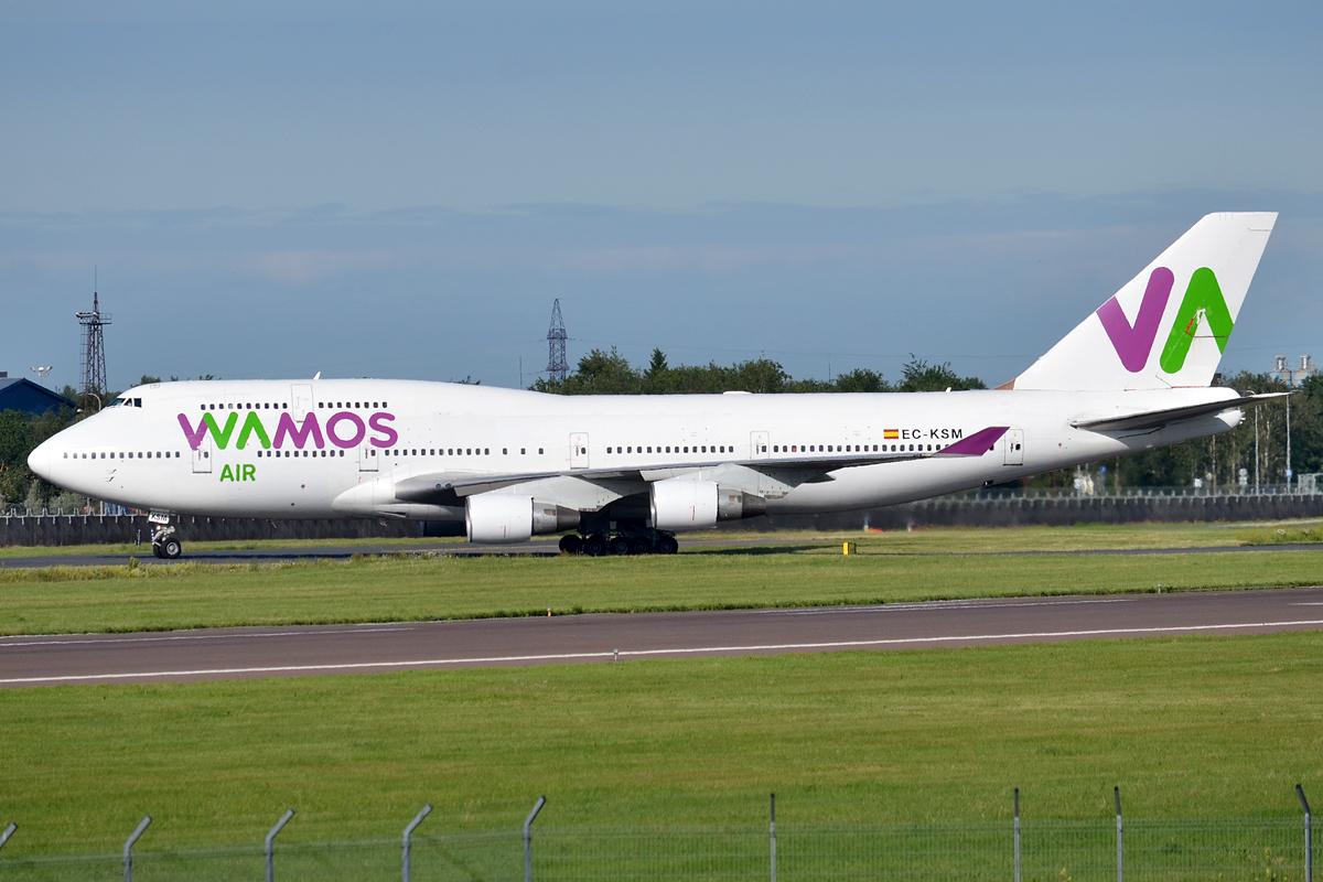 Resultado de imagen para wamos 747