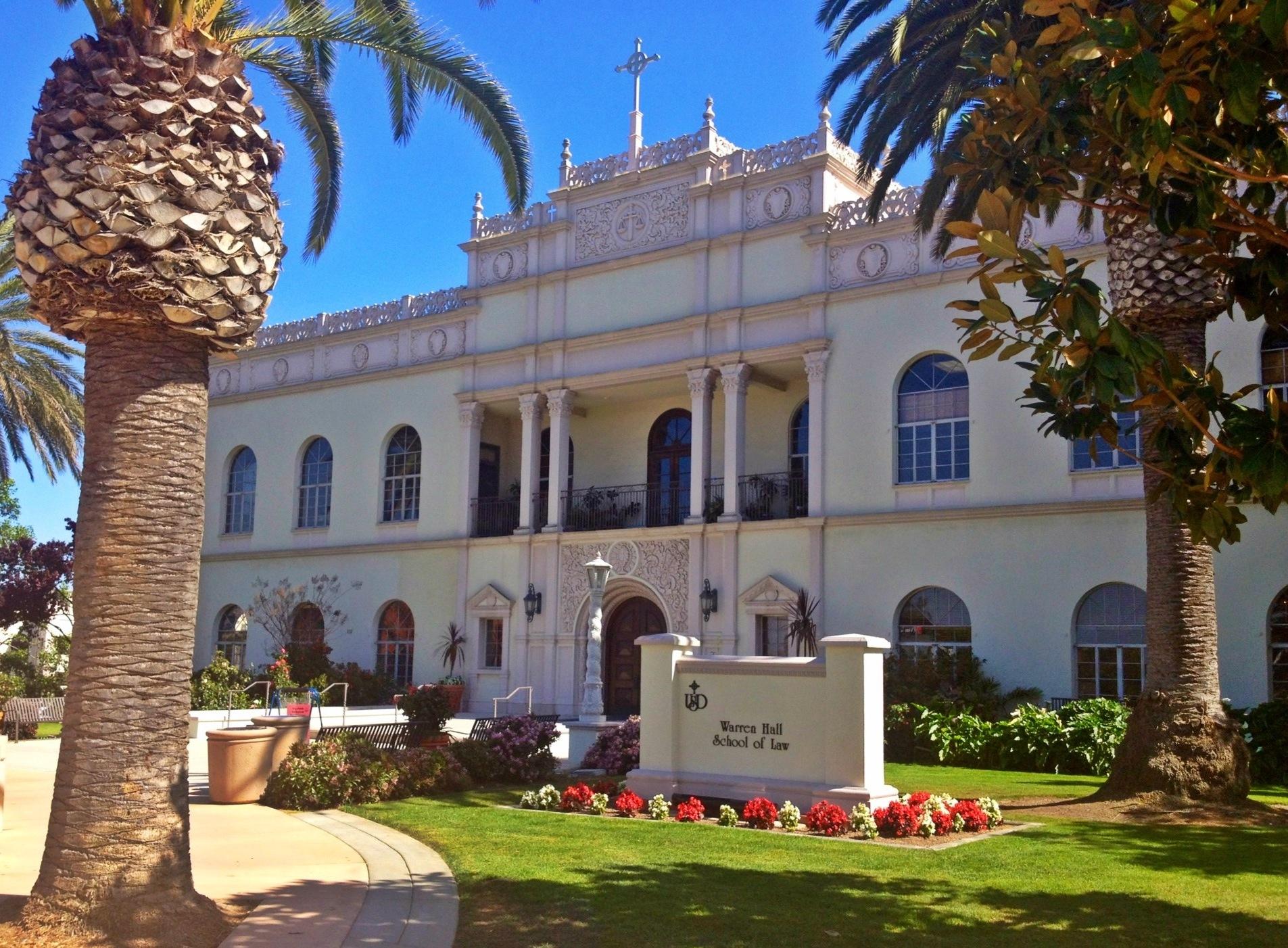 San Diego Law School >> University Of San Diego School Of Law Wikipedia