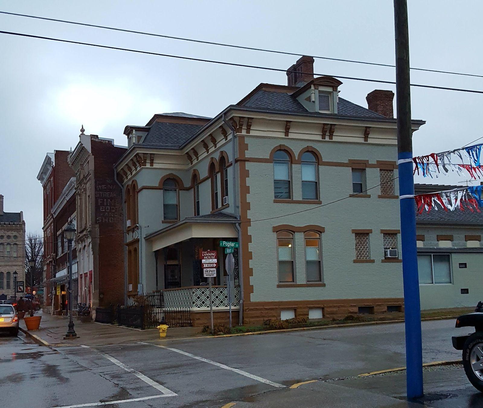 File:Washington County Jail and Sheriff's Residence - Salem