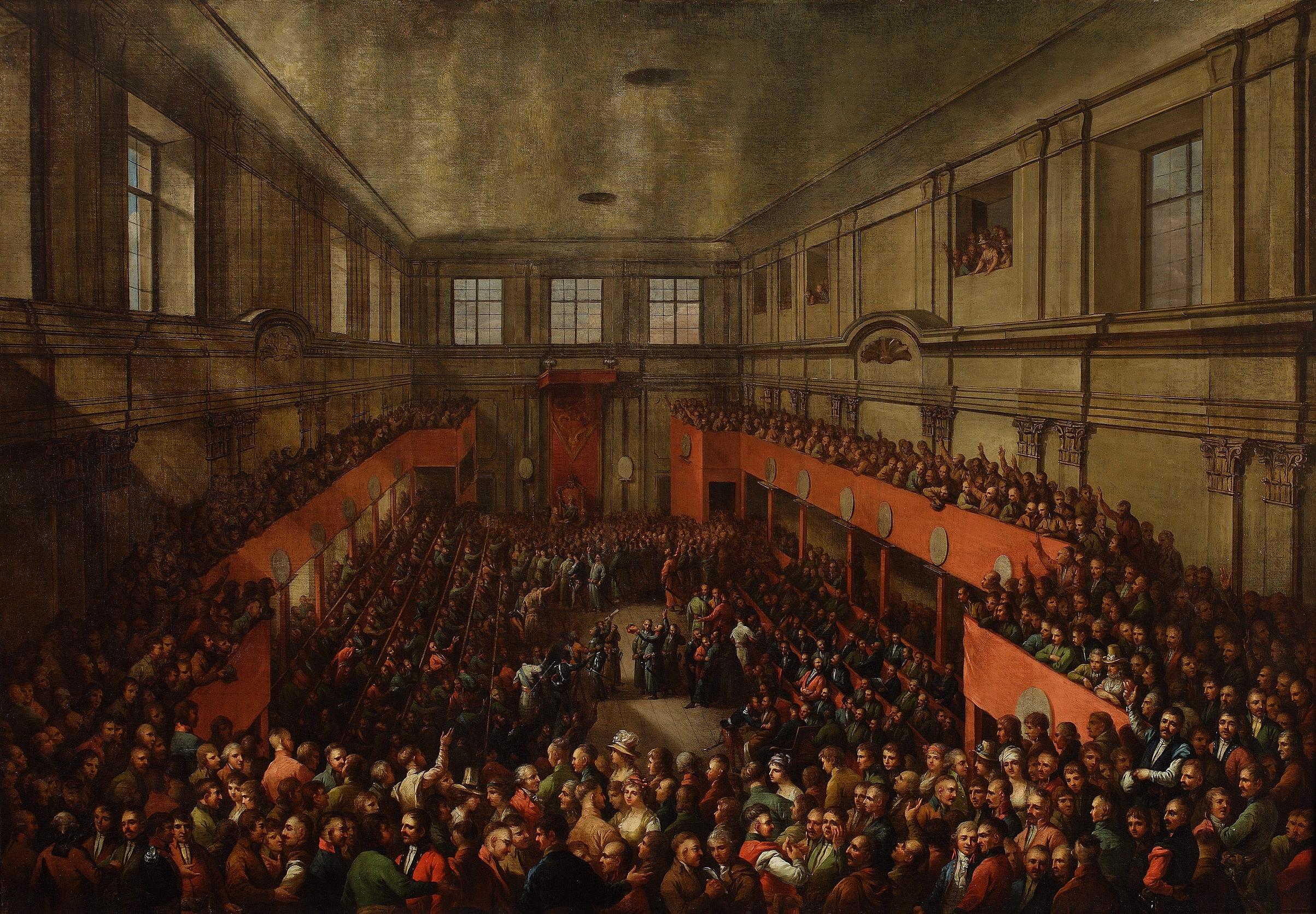konstituelle monarchie