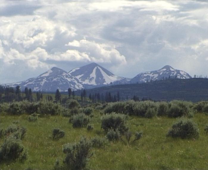 El Parque nacional Yellowstone...