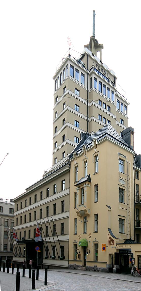 Hotelli Torni Wikipedia