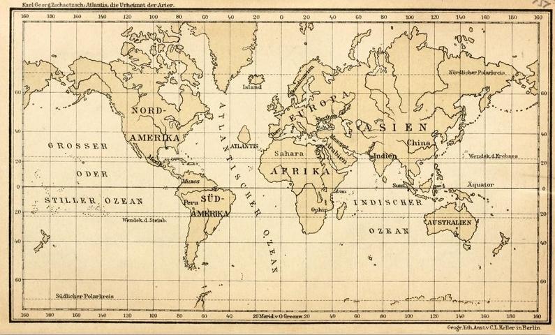 karte von File:ZSCHAETZSCH(1922) Karte von Atlantis im Atlantischen Ozean  karte von