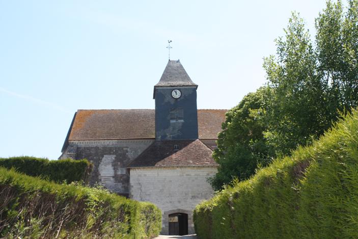 Église Sainte-Marguerite de Margerie-Hancourt (Classé)