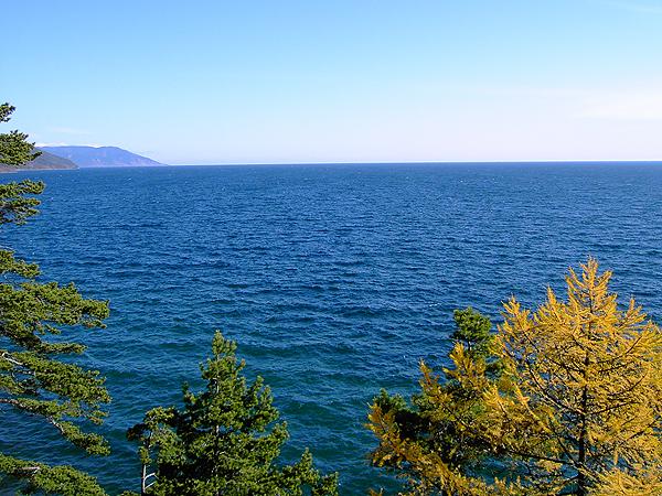 Вопрос о сливе воды из Байкала рассматривают на федеральном уровне