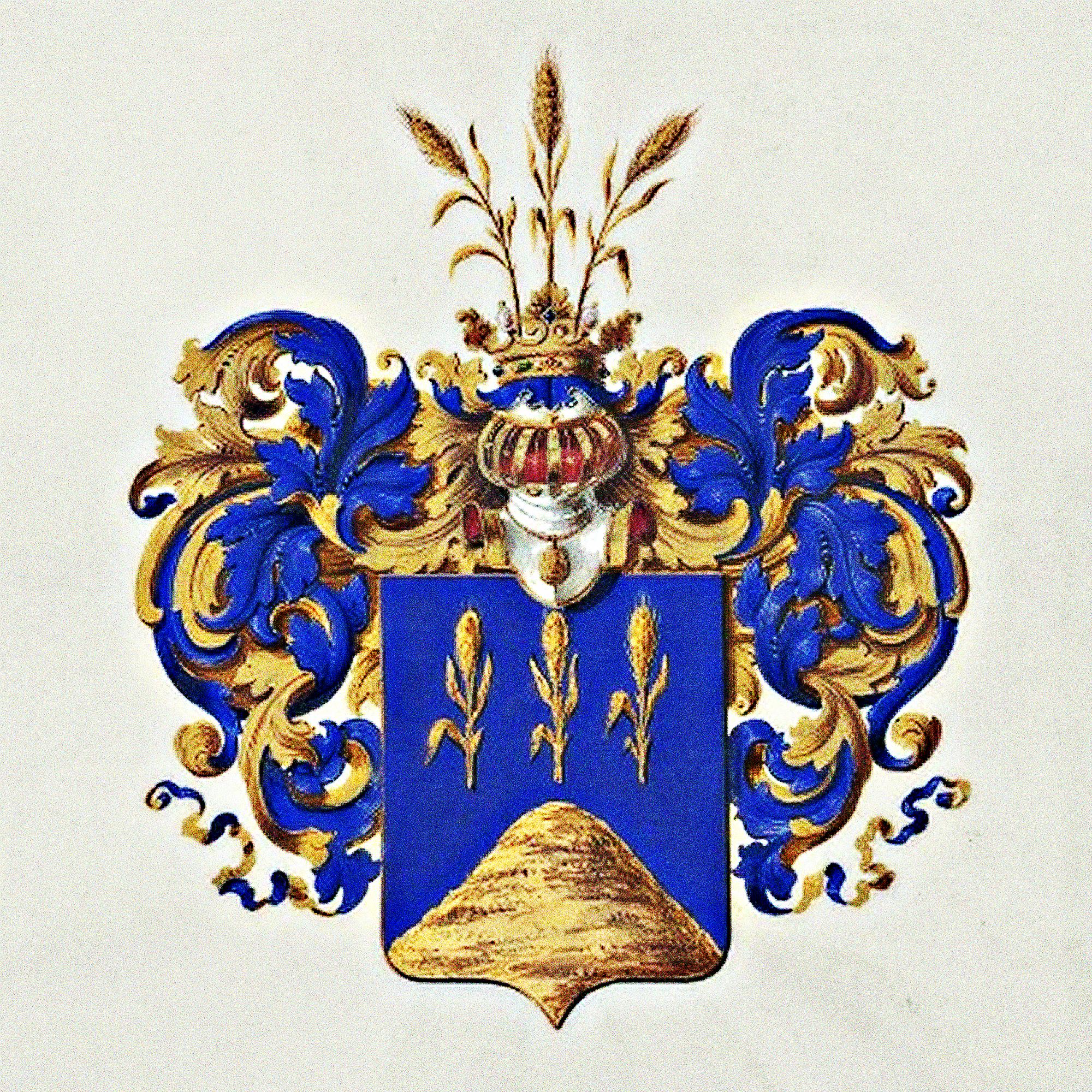 Дворянские гербы в картинках