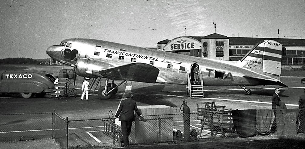 File:1941 At Columbus, Ohio Airport CMH