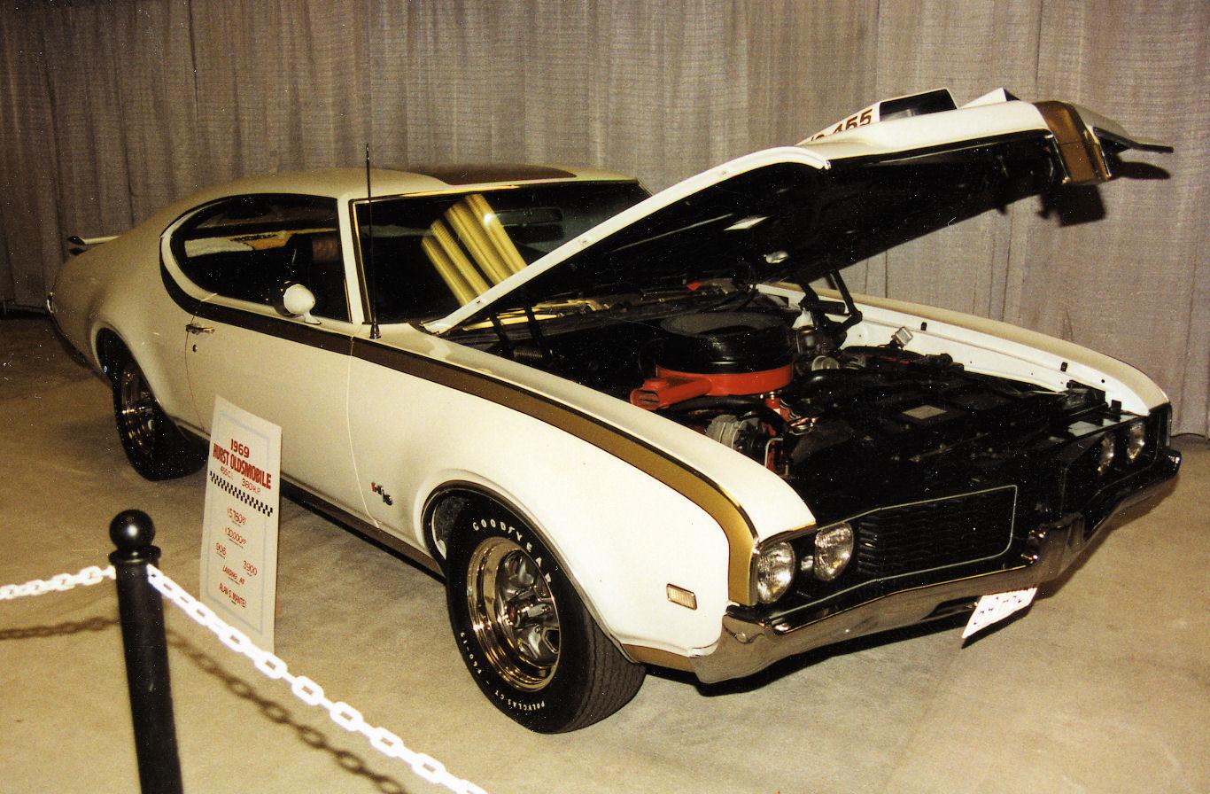 1970 Hurst Olds 442