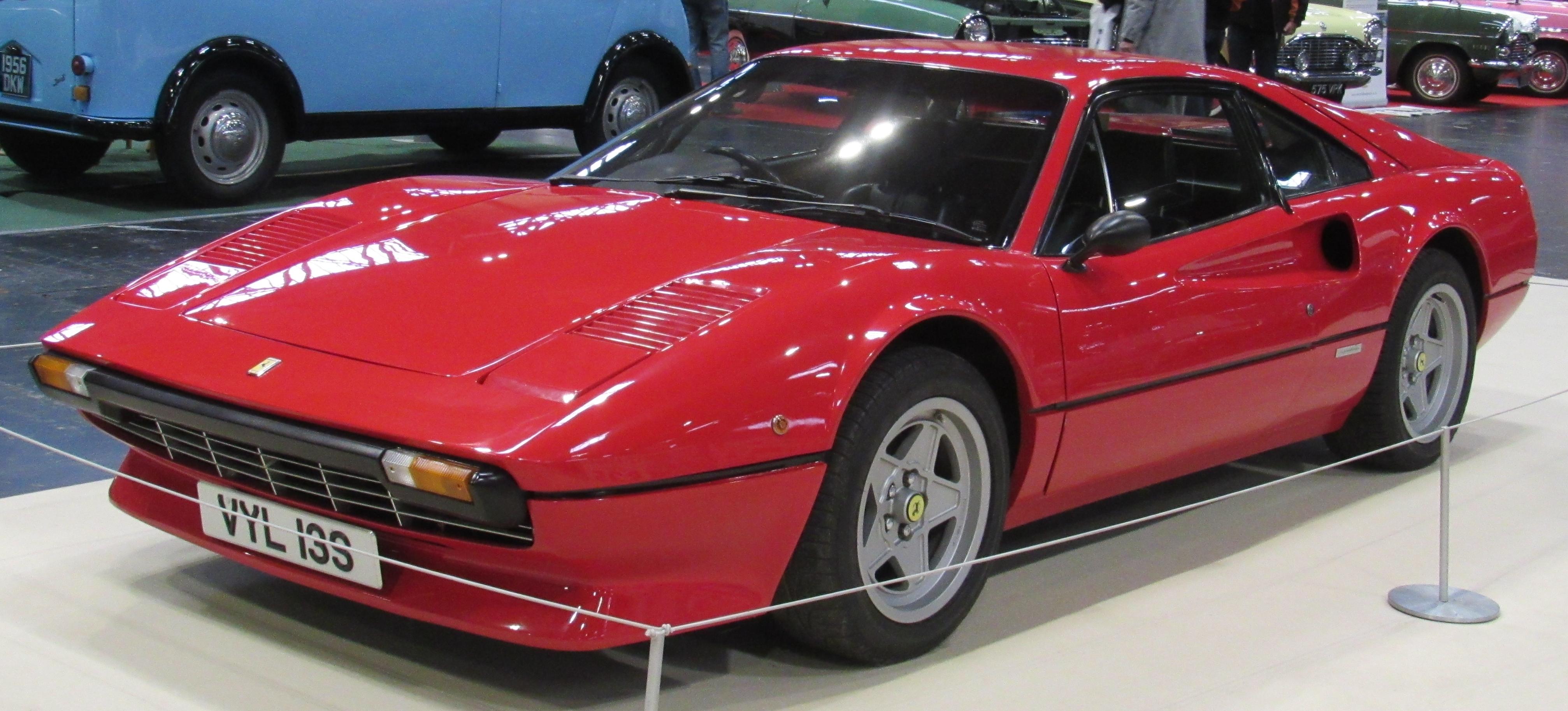File 1978 Ferrari 308 Gtb 2 9 Jpg Wikimedia Commons
