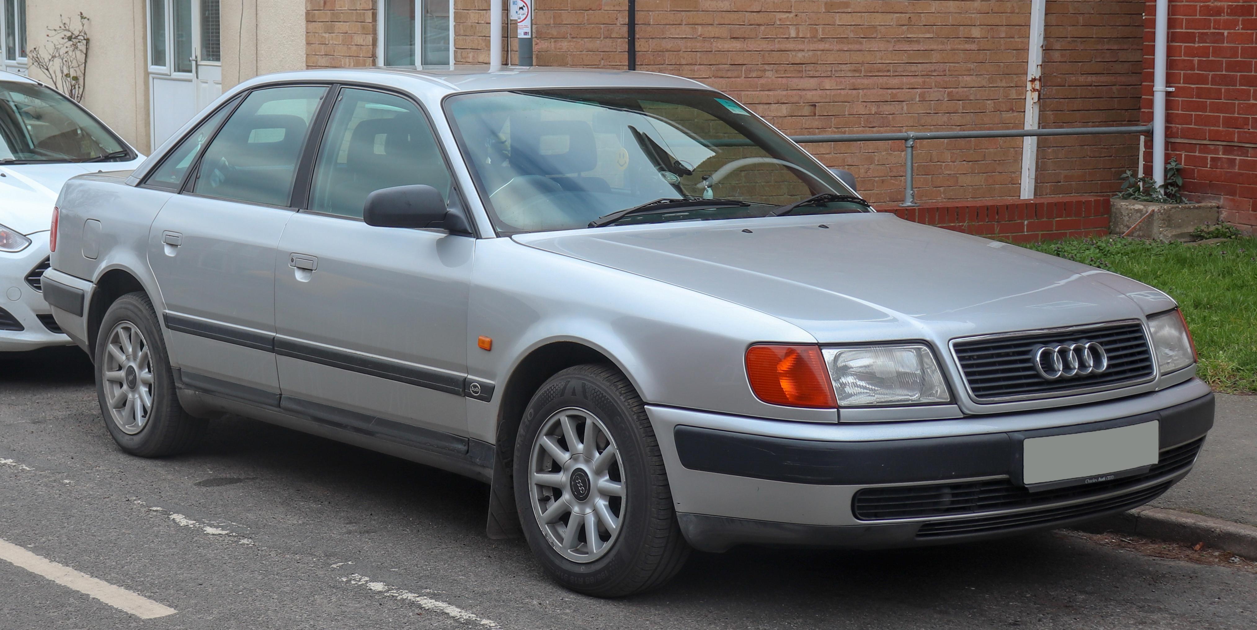 Audi 100 Wikipedia