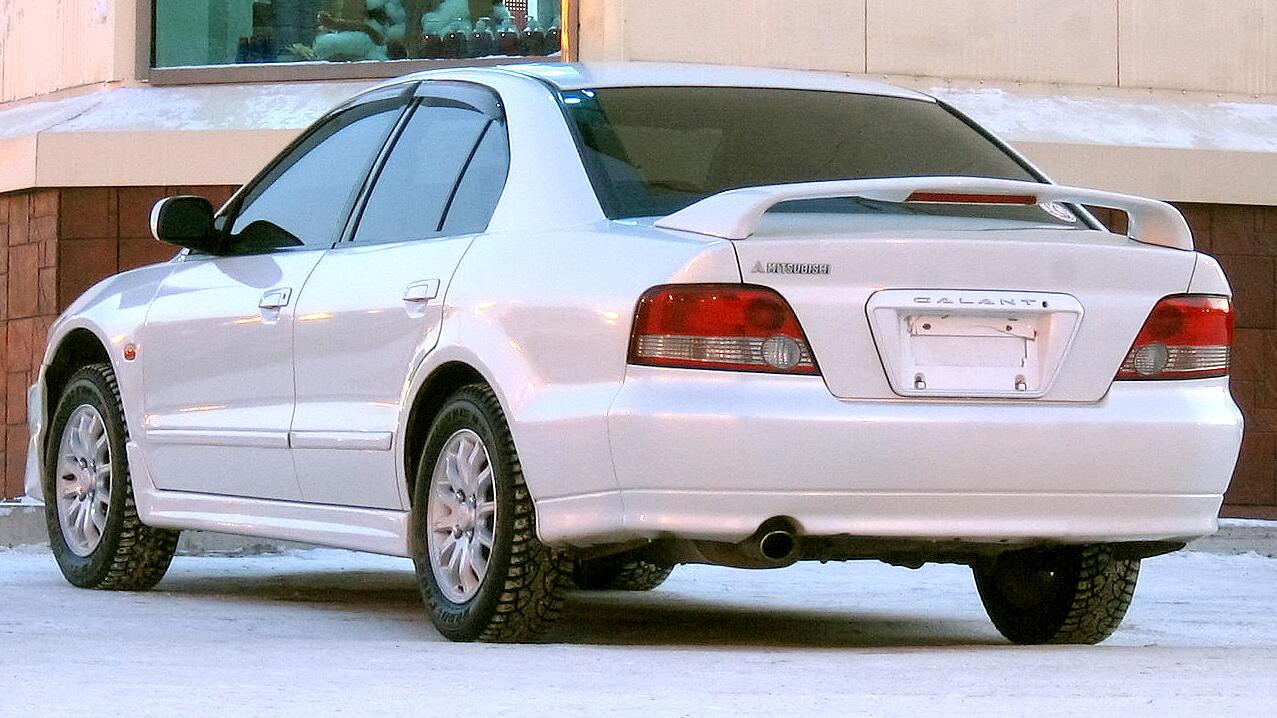 File:1998 Mitsubishi Galant 02.jpg - Wikimedia Commons