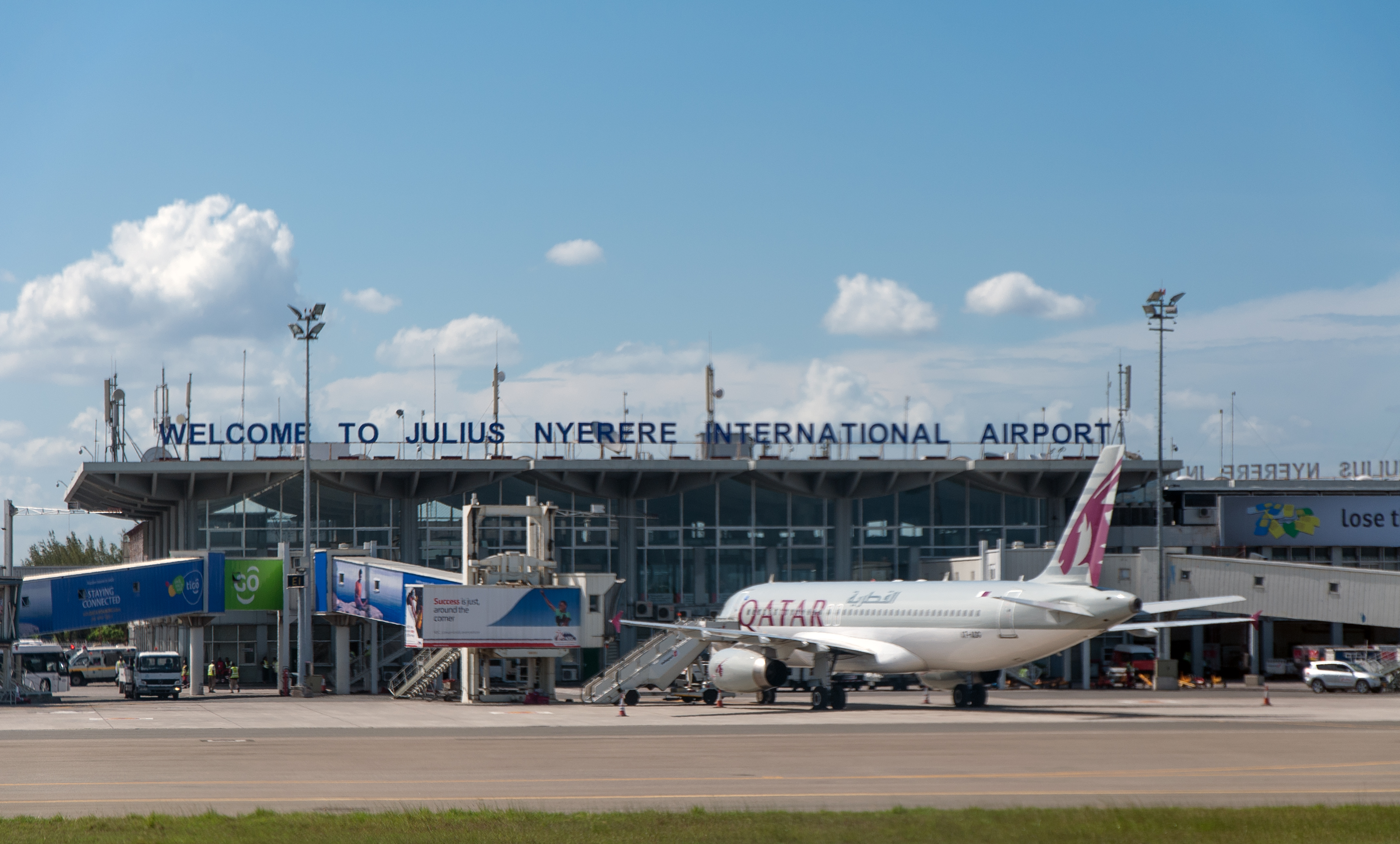 Dar Es Salaam Tanzania  city photo : Flughafen Dar es Salaam Wikiwand