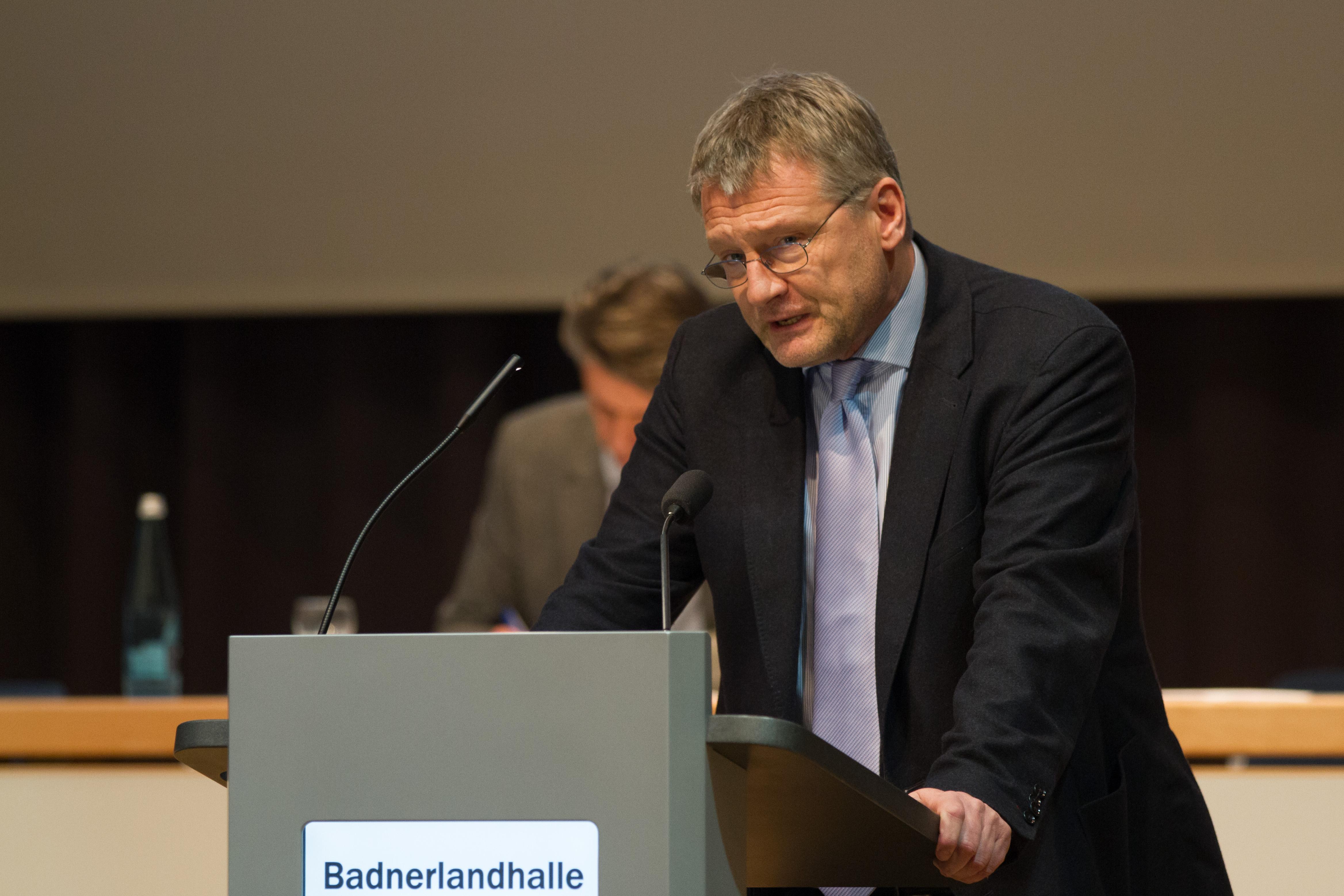 Jörg Meuthen –