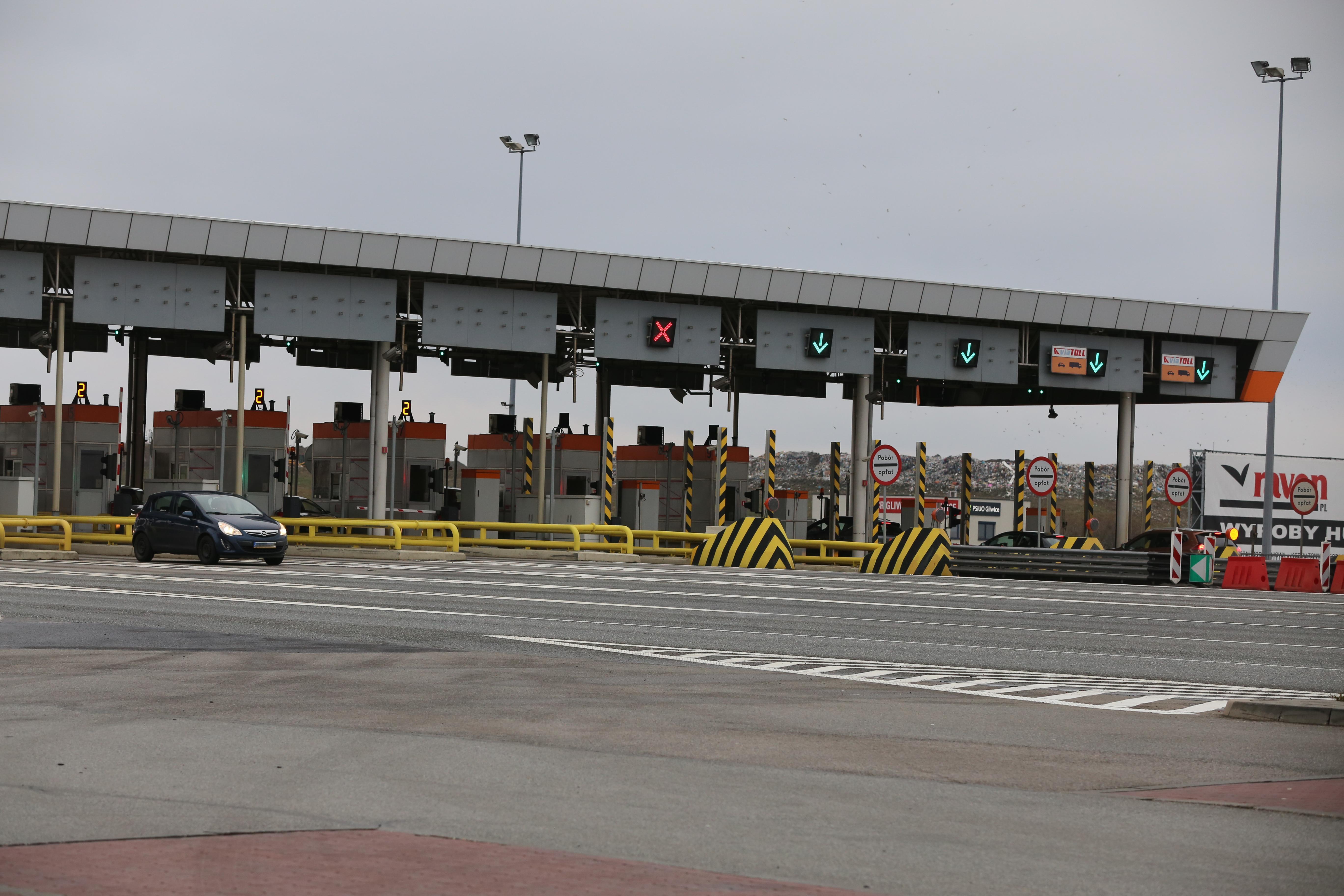 ee6331e7b4e36 File 2018-12 Autostrada A4 (07) Punkt poboru opłat.jpg - Wikimedia ...