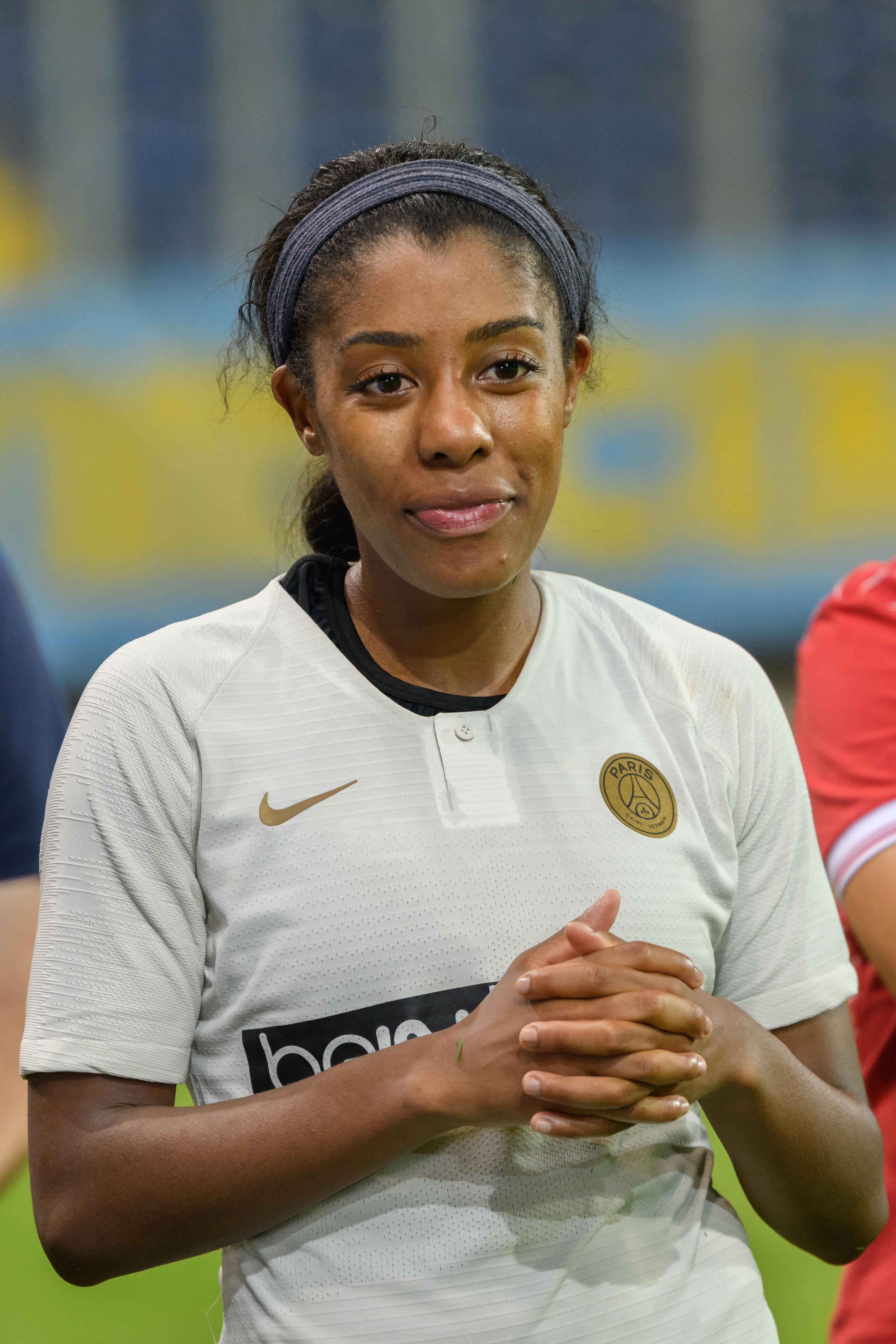 Tiedosto 20180912 UEFA Women s Champions League 2019 SKN - PSG Ashley  Lawrence 850 5449. 93c0b5b2d1