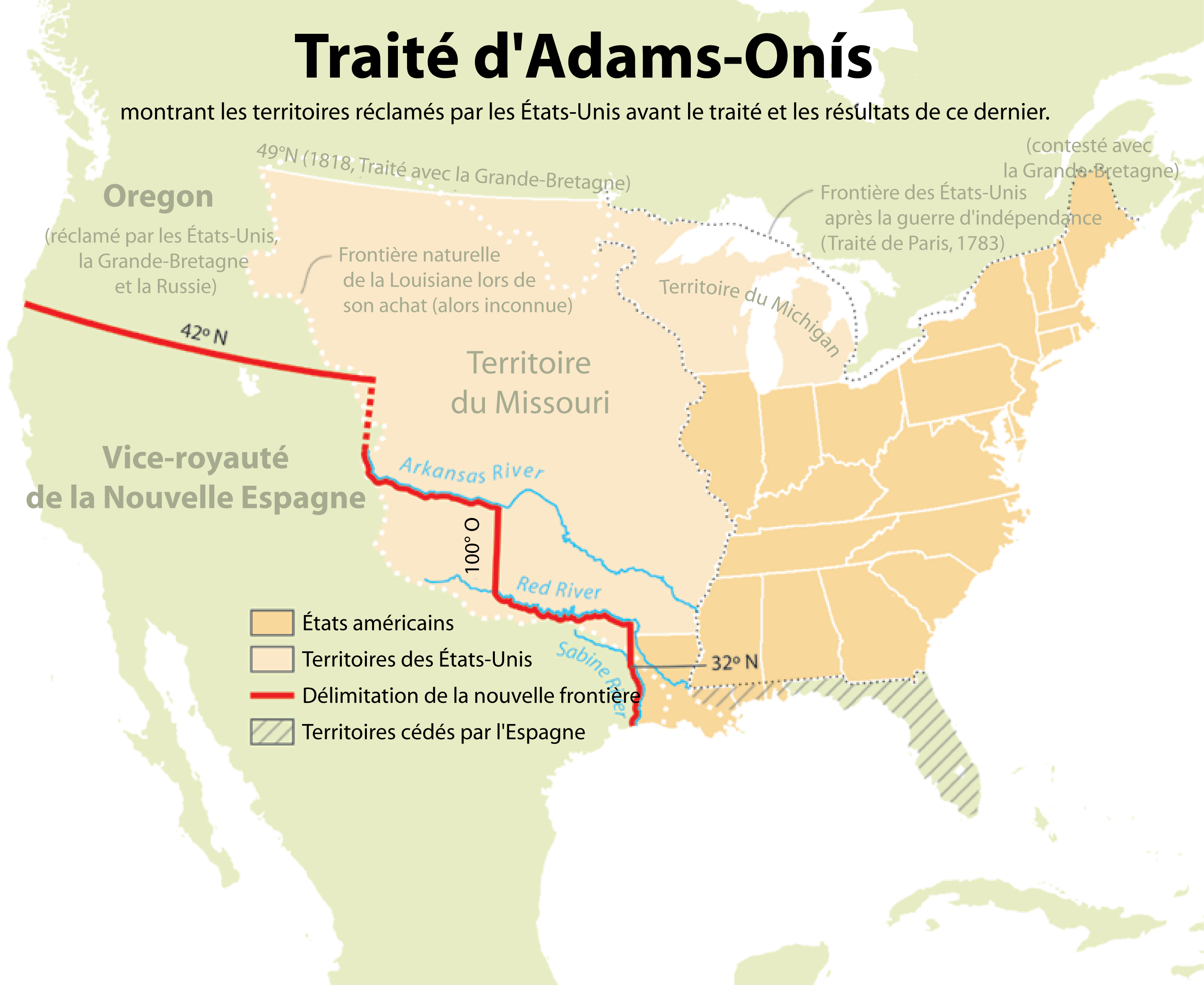 Adams–Onís Treaty