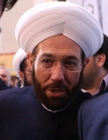 Ahmad Badreddin Hassoun at the 30th International Islamic Unity Conference in Tehran (01).jpg