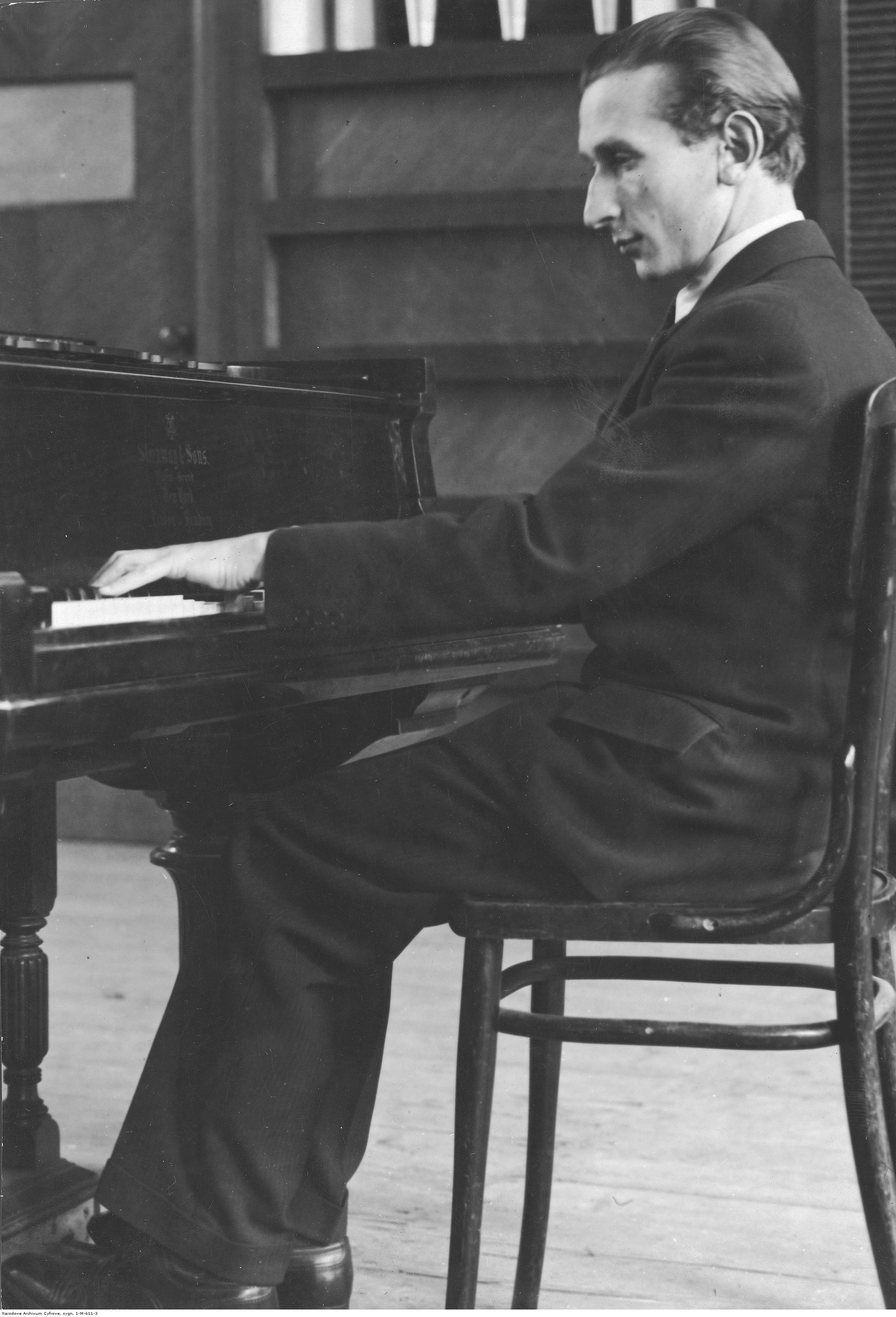 Les grands interprètes de Chopin Alexandre_uninsky