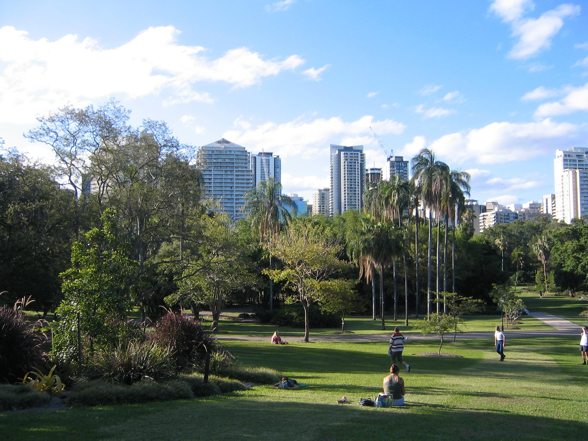 City Botanic Gardens   Wikipedia