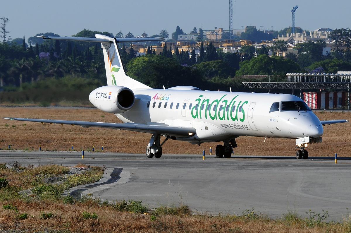 Ándalus Líneas Aéreas - Wikipedia, la enciclopedia libre