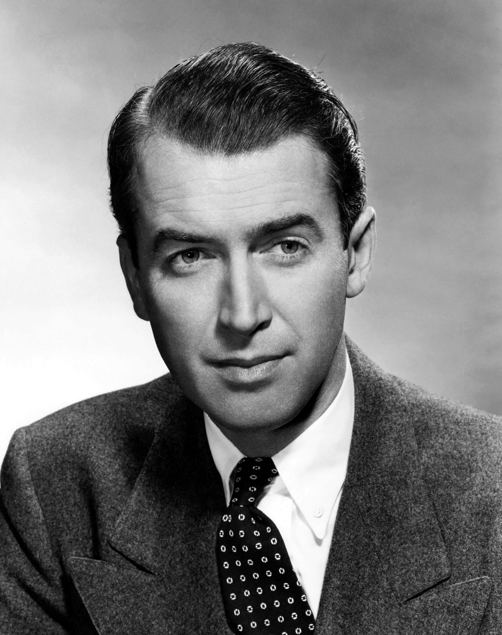 Andrew Arbuckle (actor) James Stewart